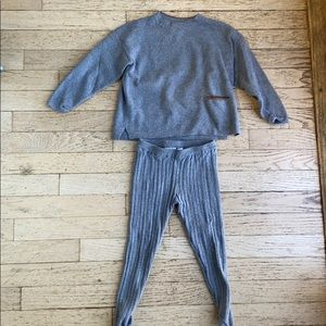 Zara kids matching set